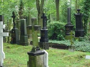 Berlín Tegel cementerio ortodoxo ruso