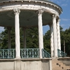 Bandstand In Roger Williams Park