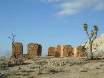 Ryan Ranch House Ruin