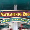 Sacramento Zoo Sign