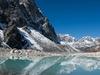 Sacred Gokyo Lake In Nepal Himalayas
