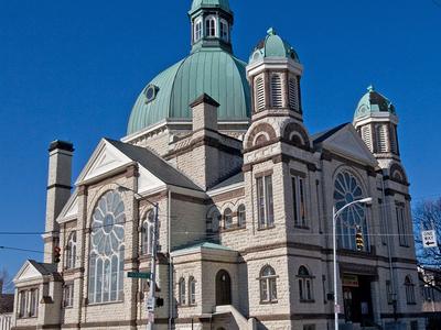 Sacred Heart Church Dayton