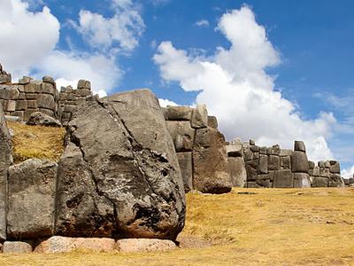 Sacsayhuamán - Cusco - Peru