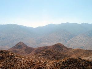 Saddle Peak Hills