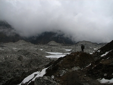 Sagarmatha Trek - Ngozumba Glacier Crossing - Nepal Himalayas