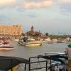 Saginaw River During Festival