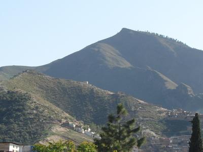 Saidu  Sharif  Mountain