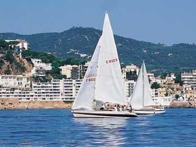 Sailing Boats In Palma