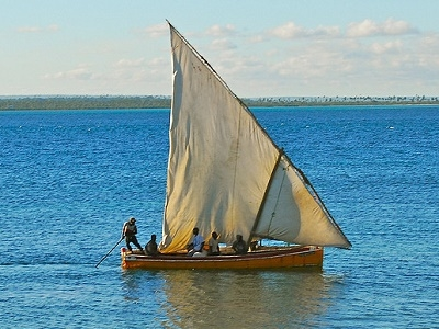Sailing - Mozambique