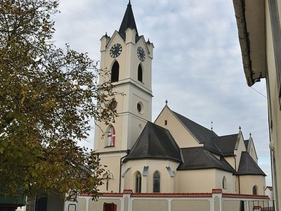 Saint Andrew Church-Hargelsberg, Upper Austria, Austria