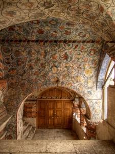 Murals In The Galleries