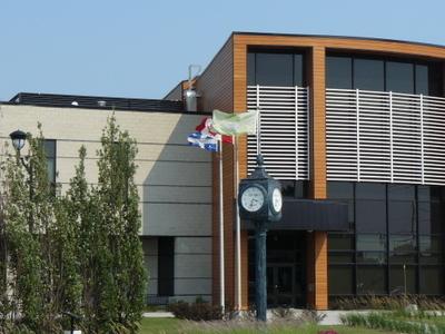 Sainte Julie Municipal Library