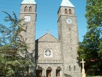 Saint Imre Basalt church