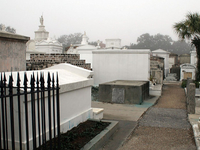 St. Louis Cemetery No. 1 Walking Tour
