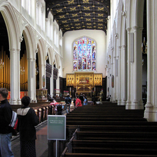 The Nave Of St. Margaret's