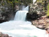 Saint Mary Falls - Glacier - Montana - USA