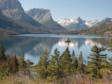 Saint Mary Lake Trailviews - Glacier - Montana - USA