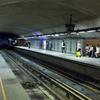 Saint Michel Metro Station