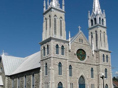 Saint Narcisse Church