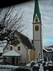 Saint Nicolas Church Mutters Austria