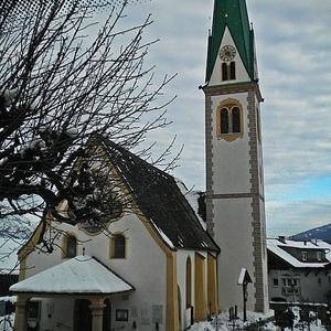 Saint Nicolas Church Mutters Austria