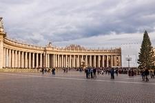 Saint Peter's Square - Vatican City - Rome - Lazio