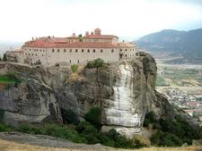 Saint Steven Abbey - Meteora