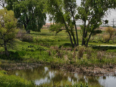 Saint Vrain Creek Colorado