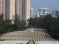 Sai Wan Cemitério de Guerra