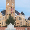 Saline County Court House, Benton.