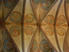 Rib Vault Ceiling Above Clerestory Windowsf