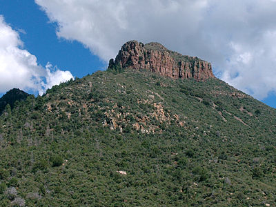 Salome Wilderness - Tonto National Forest