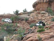 Salt Creek/Horse Canyon Trail - Canyonlands - Utah - USA