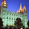 Salt Lake City Mormon Temple UT