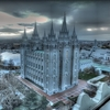 Salt Lake City Temple Overview UT