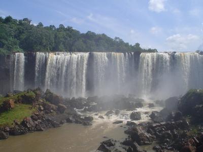 Salto Ñacunday, Nacunday National Park