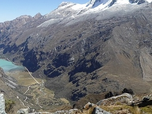 Full Day Hikes Huaraz Photos