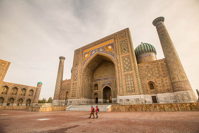Unforgettable Vacations in Uzbekistan Photos