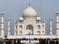 Same Day Excursion to Taj Mahal