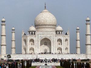Same Day Excursion to Taj Mahal Photos