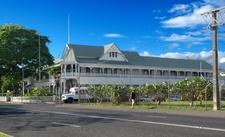 Samoa Apia Courthouse