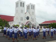 Samoa Police Brass Band
