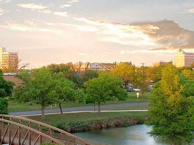 San Angelo Park Concho