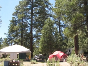 San Bernardino North Shore Campground