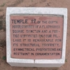 Sanchi Temple 17 Info Sign