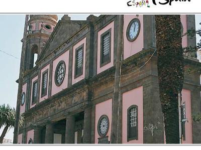 San Cristobal De La Laguna Cathedral