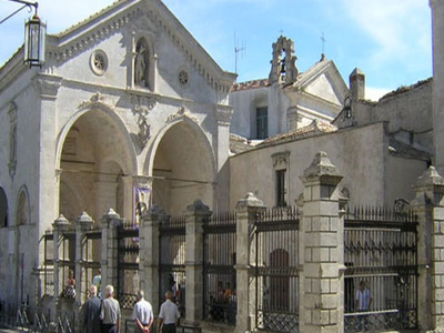 Sanctuary Of Monte Sant'Angelo