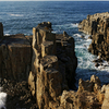 Sandan Rocks And Byobu Rocks