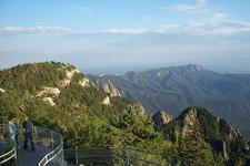 Sandia Mountains Viewpoint - Albuquerque NM