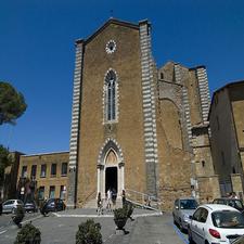 San Domenico, Orvieto